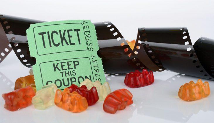 Regalo chocolate personalizado : Frases de película para un regalo personalizado.