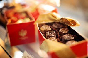 Regalar chocolate : Ideas para dar forma al chocolate.
