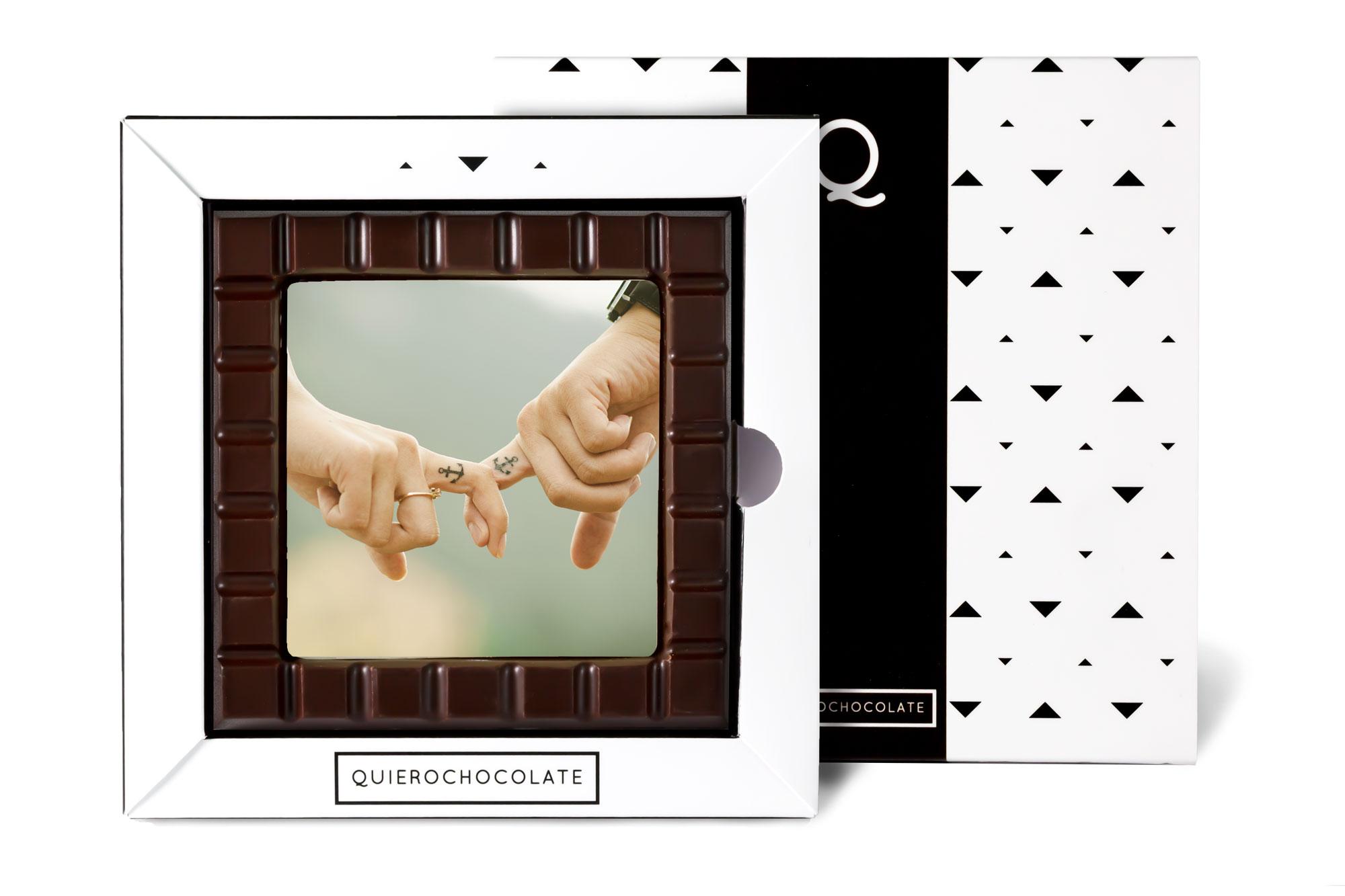 Chocolate personalizado con foto - Choco Foto - QuieroChocolate