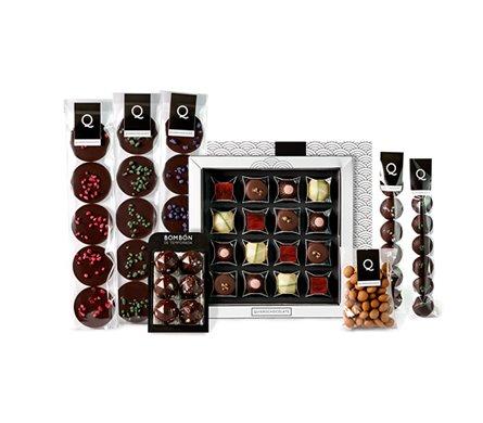 Elige tu surtido de chocolates