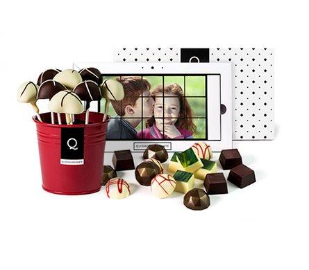 Chocolate personalizado para eventos