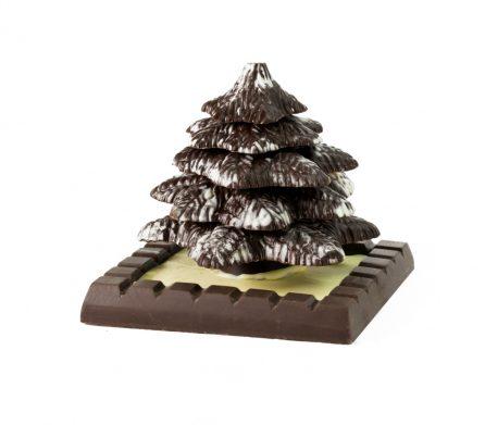 Diseña tu espacio de chocolate para Navidad