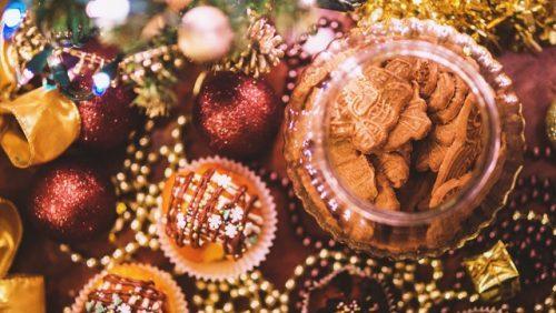 Postres de Navidad: roscón de reyes de chocolate