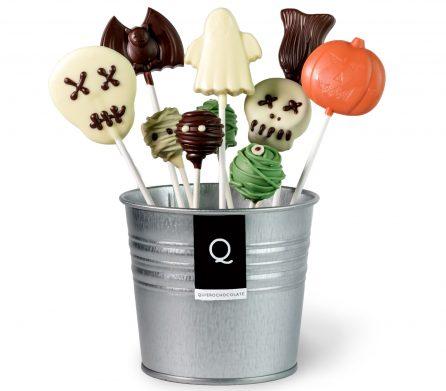 Chocolates de Halloween para regalar