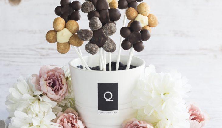 Decoración en chocolate para bodas