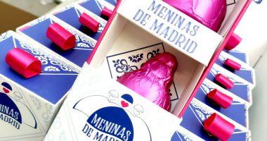 Conoce nuestras Meninas de chocolate, un homenaje a la ciudad de Madrid