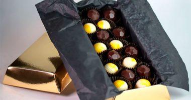 Volver a la oficina con chocolate