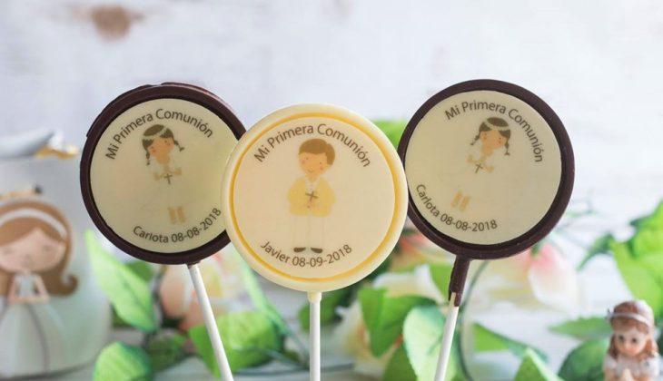 Cómo hacemos nuestros chocolates personalizados con imágenes