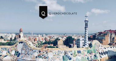 QuieroChocolate ahora en Barcelona también con Glovo