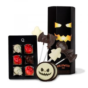 Chocolate de Halloween