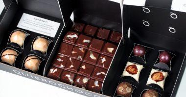 Club Box de noviembre: acompañamos el otoño con chocolates especiados